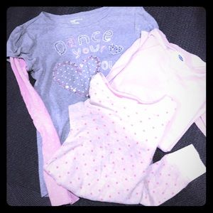 Other - Girls shirt bundle  Old Navy and gap.